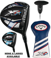 CALLAWAY XR DRIVER CHOOSE FLEX AND LOFT NEW 2015 RIGHT HANDED MEN OR WOMEN