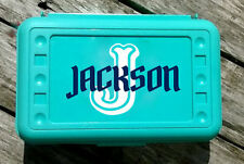 Personalized Pencil Boxes Bags Many Designs Monogramed Color New School Supplies