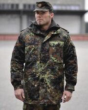 German army military surplus parka/field jacket WITH winter / thermal liner