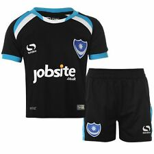 Sondico Portsmouth FC Pompey 3rd kit 2015 2016 Mini Childs Black/Blue Football
