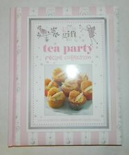 The Little Gift Co Girls Tea Party Recipe Collection Book Cakes Muffins Cookies