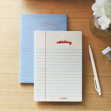 [Note Diary] Photo Daily Diary Scheduler Book Yearly Weekly Daily Planner