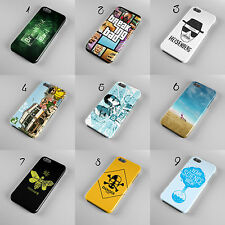 Breaking Bad 1973 TELEPHONO CASE COVER PER IPHONE 4 4S 5 5S 6 Samsung S3 S4 S6