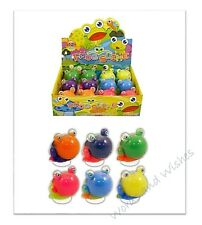 1 5 10 20 30 40 50 Large Frog Slime Children's Party Loot Bag Filler Pinata Toy