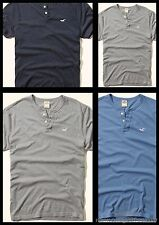 NWT Hollister Tide Beach HenleyTee 3 Colors Available Large