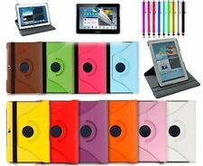 360° Rotating PU Leather Cover Case For Samsung Galaxy Note 10.1 GT-N8000 N8010