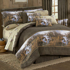 Duck Approach Bedding Comforter Set ~ 4 Sizes with sheets~Wildlife Bed Set