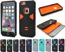 Heavy Duty ShockProof Armor Hard Protective Case Cover For iPhone 6G/6 Plus