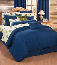 Karin Maki American Denim Bedding Comforter ~ Six Sizes