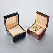 Newest Present Gift Boxes Case for Jewelry Bangle Earrings Wrist Watch Box B74