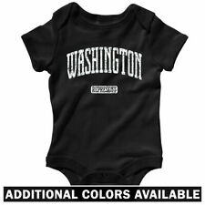 Washington Represent One Piece - Huskies UW Baby Infant Creeper Romper NB-24M