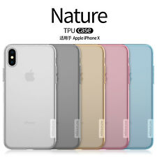 Nillkin Nature Environmental Non-toxic Ultra-thin Soft Case Cover For iPhone 6S