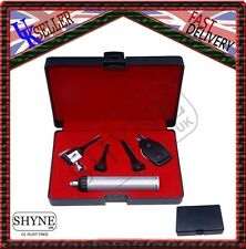VETSCOPE LED Otoscope Ophthalmoscope ENT Set Veterinary Diagnostic