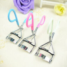 Best Pro Handle Eye Curling Eyelash Curler Clip Beauty Makeup Tool Fashion Top