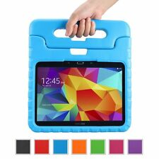 """Kids Shock proof Foam Handle Stand Case Cover for Samsung Galaxy Tab 3/4 10.1"""""""