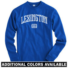 Lexington 859 Long Sleeve T-shirt LS - Kentucky Wildcats UK LEX - Men / Youth