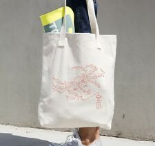 EXPLODED KING CRAB Clever Exploded View Reusable Seafood Shopping Tote Bag
