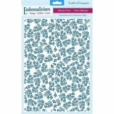 Crafters Companion Embossalicious Embossing Folder A4 NEW LOW PRICE *