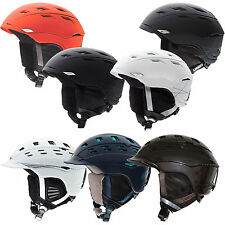 Smith Sequel Variant Brim Men's Ski Helmet Snowboard Helmet 2013-2015 NEW