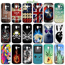 CUSTODIA COVER CASE IN TPU MORBIDA PER SAMSUNG GALAXY ACE PLUS S7500 FANTASIA D