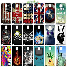 CUSTODIA COVER CASE TPU MORBIDA PER SAMSUNG GALAXY NOTE 3 N9005 N9000 FANTASIA D