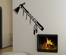 Wall Tattoo Indian Western Indian Tomahawk Sticker Wall Stickers 5a116