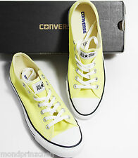 CONVERSE Sneakers trainers Light Yellow unisex Size 42,5 - 46