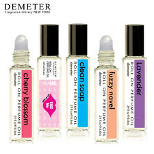 DEMETER Fragrance Roll-On Perfume Oil Portable Made USA 8.8mL 34Types 1pcs