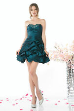 Homecoming Short Dresses Prom Formal Military Ball Sweet 16 Dance Party Gown