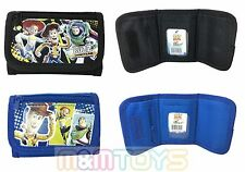 Disney Toy Story Black Blue Tri-Fold Wallet  Coin Purse Bag (1pc)