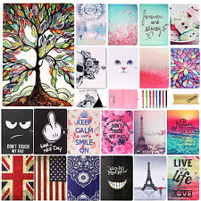New Hot Pattern Ultra Thin Stand Fold Back Case Cover For iPad Air/ Air 2/mini