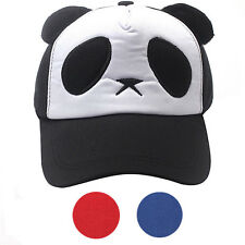 Hot Fashion Child Boys Girls Kids Hats Cotton Cute Panda Winter Baseball Cap Hat
