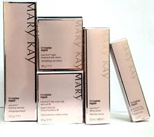 MARY KAY VOLU-FIRM TIME WISE REPAIR SKIN CARE SET OF FIVE PRODUCTS NEW FRESH OVP