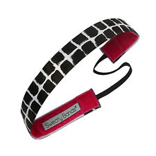 Sweaty Bands Fitness Headband - Fair and Square