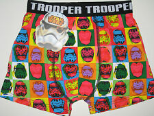 Boys Disney Star Wars Stormtrooper boxer pants shorts ages 2 through to 13 BNWT