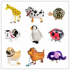 Kids Animal Walking Foil Pet Balloon Helium Children Party Birthday Decoration