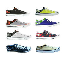 New Men Unisex Converse All Star Low Top Trainers Casual Shoes
