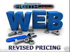 Multiple Website Hosting Packages Free Templates & Smart Phone Control Panel