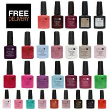 CND Shellac UV Nail Polish Choose from All Colours Top Coat and Base Coat