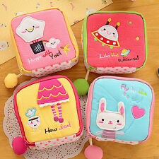 Alluring Cartoon Sanitary Napkin Towel Pads Small Bag Purse Holder Organizer Hot