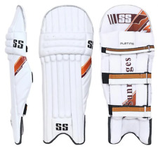 SS Platino Cricket Batting Pads - Boys/Youth RH/LH +AU Stock + Free Ship & Inner