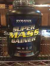 Dymatize Nutrition Super Mass Gainer 6 lbs. Pick Flavor *Free Shipping*