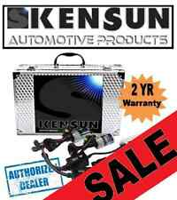 Kensun HID Headlight - Fog Conversion KIT all Sizes and colors (2 Year Warranty)