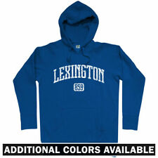 Lexington 859 Kentucky Hoodie - KY Wildcats UK University Football - Men S-3XL