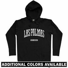 Las Palmas Canary Islands Spain Hoodie - Gran Canaria Espana Spanish - Men S-3XL