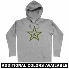 USSR Star Hoodie - CCCP Soviet Union Russia Russian Communist Army - Men S-3XL