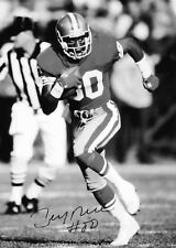 JERRY RICE NFL AMERICAN FOOTBALL CLASSIC POSTER PICTURE PRINT Size A5 to A3 *NEW