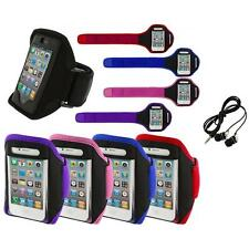 Color Running Sports Gym ArmBand+Headphones for iPhone 4 4G 4S 3GS S 3G 2G