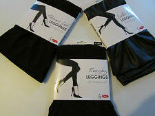 Ladies Leggings  By Silky ( Everyday / Shimmer / Leather ) sizes M / L / XL