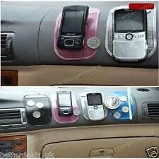 Car Dashboard Color Sticky Pad Magic Anti-Slip Non-slip Mat Iphone 4 4S 5 Holder